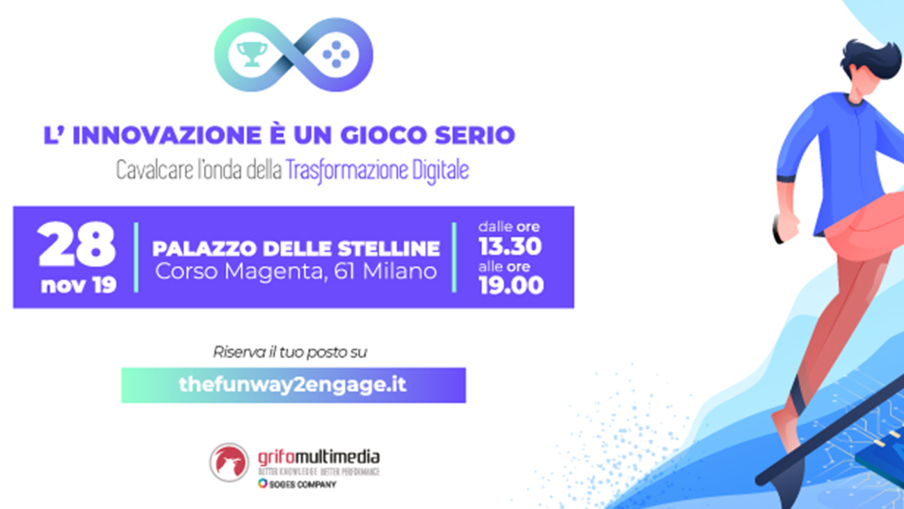 Grifo Multimedia - Evento 28 novembre 2019