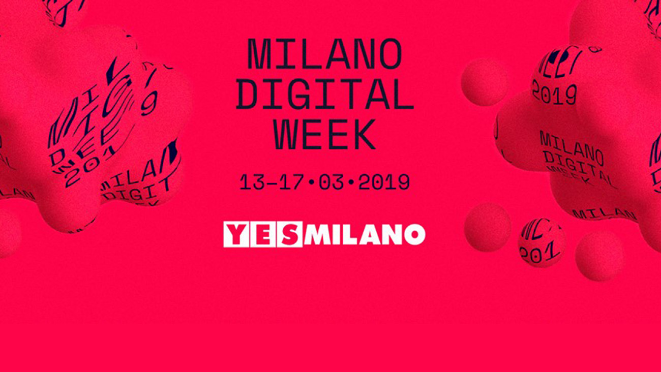 Grifo Multimedia - Parte la Milano digital week 2019