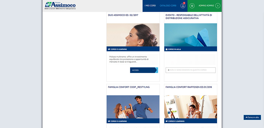 Grifo Multimedia - Assimoco