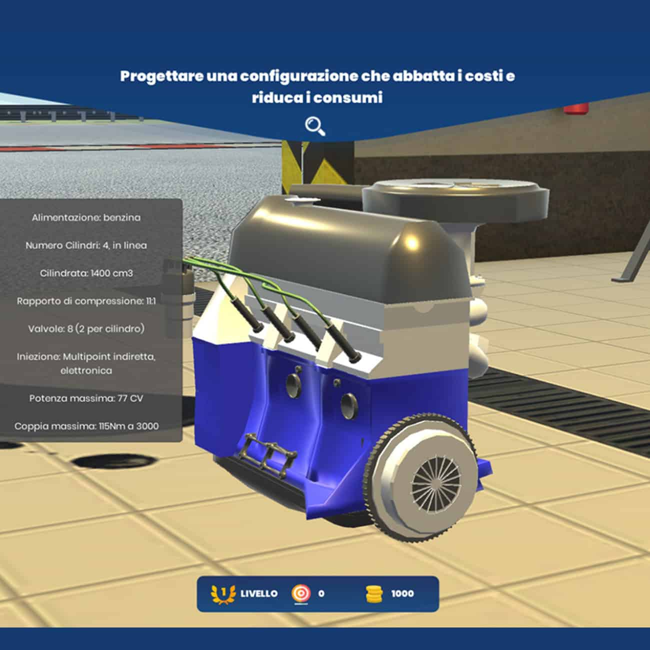 Grifo Multimedia - Engine Configurator