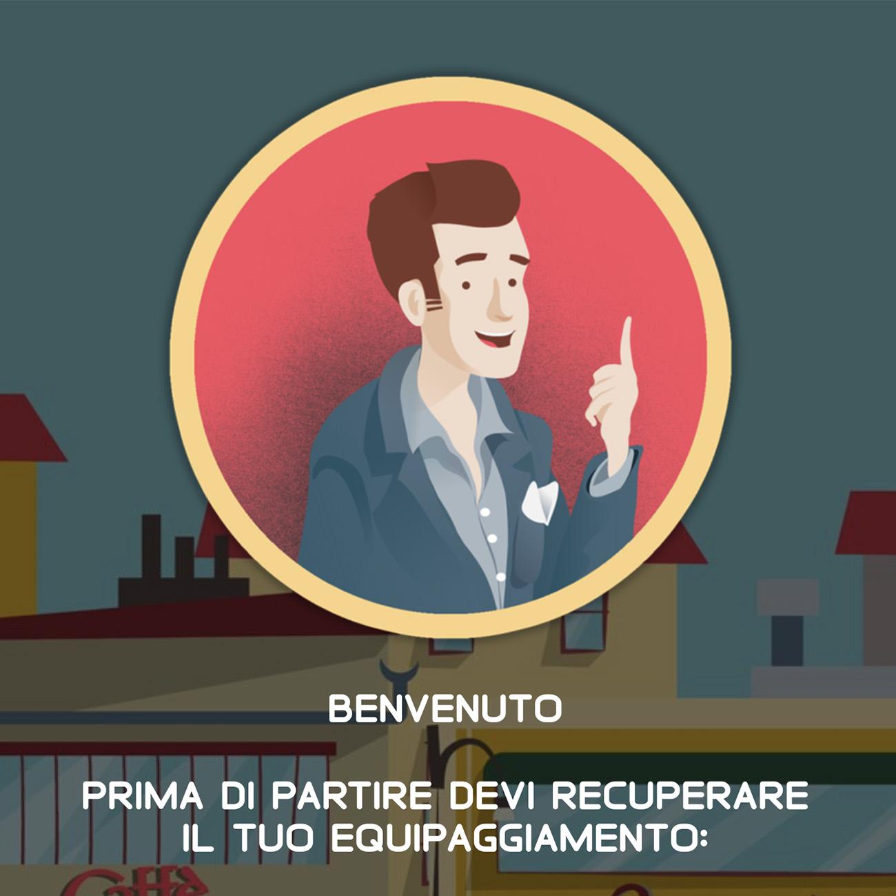 Grifo Multimedia - Heineken partesa missione cliente