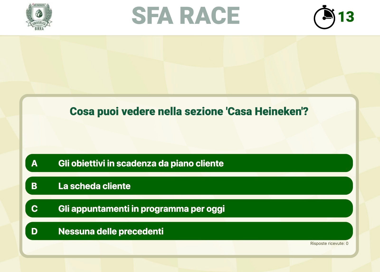 Grifo Multimedia - Heineken partesa quiz multiplayer