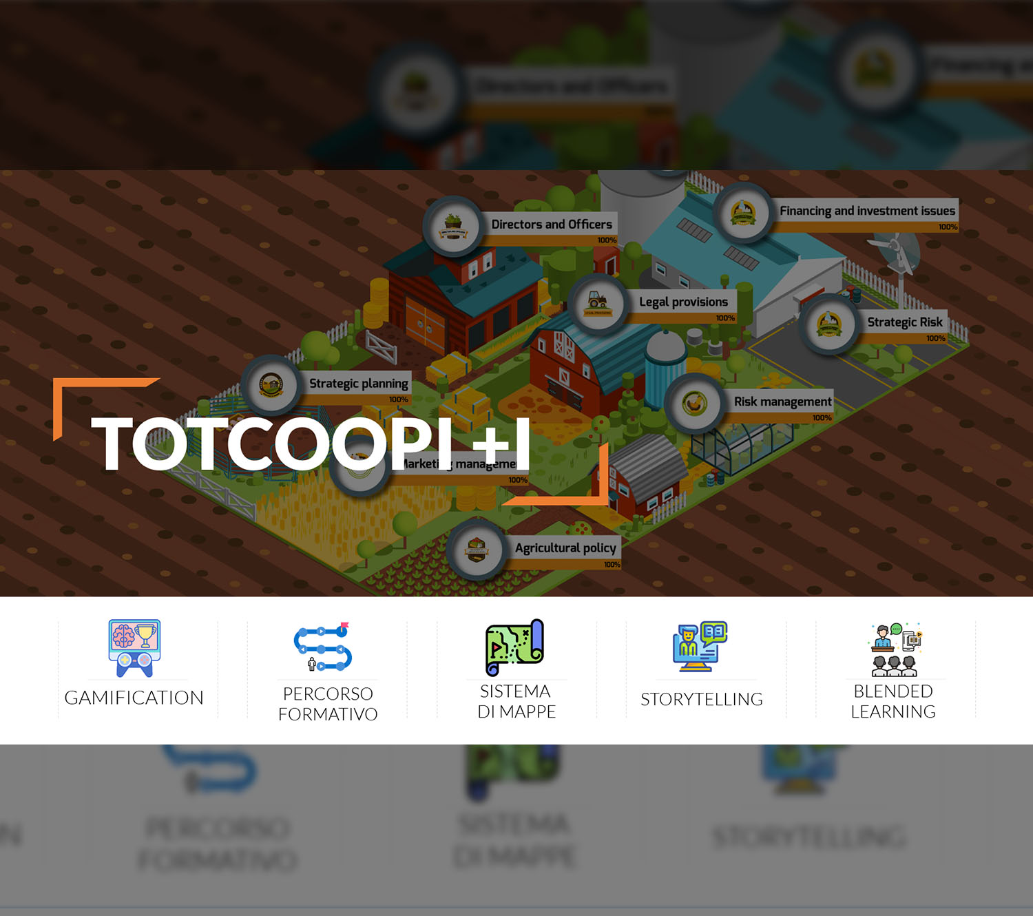 Grifo Multimedia - ToTCOOP+iTECH