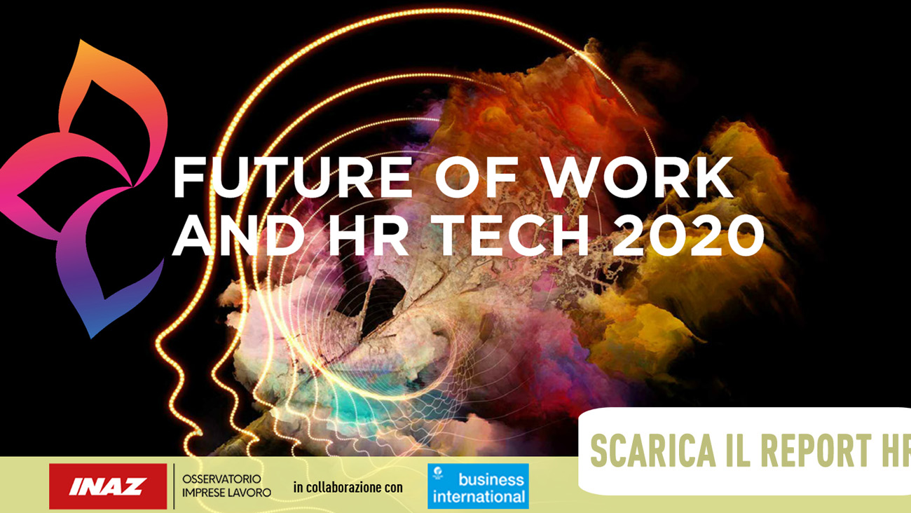 Grifo Multimedia - Future of work and HR Tech 2020 quale sfida per i responsabili HR